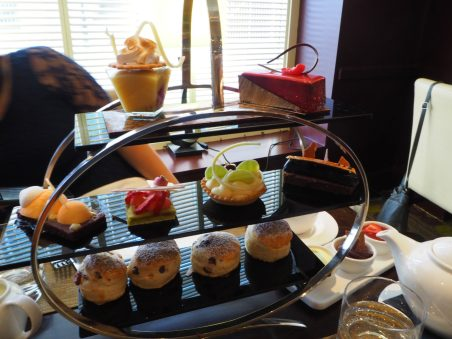 Chocoholic Afternoon Tea at The Hilton Park Lane