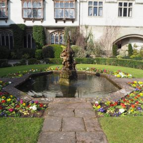 Coombe Abbey Front Entrance