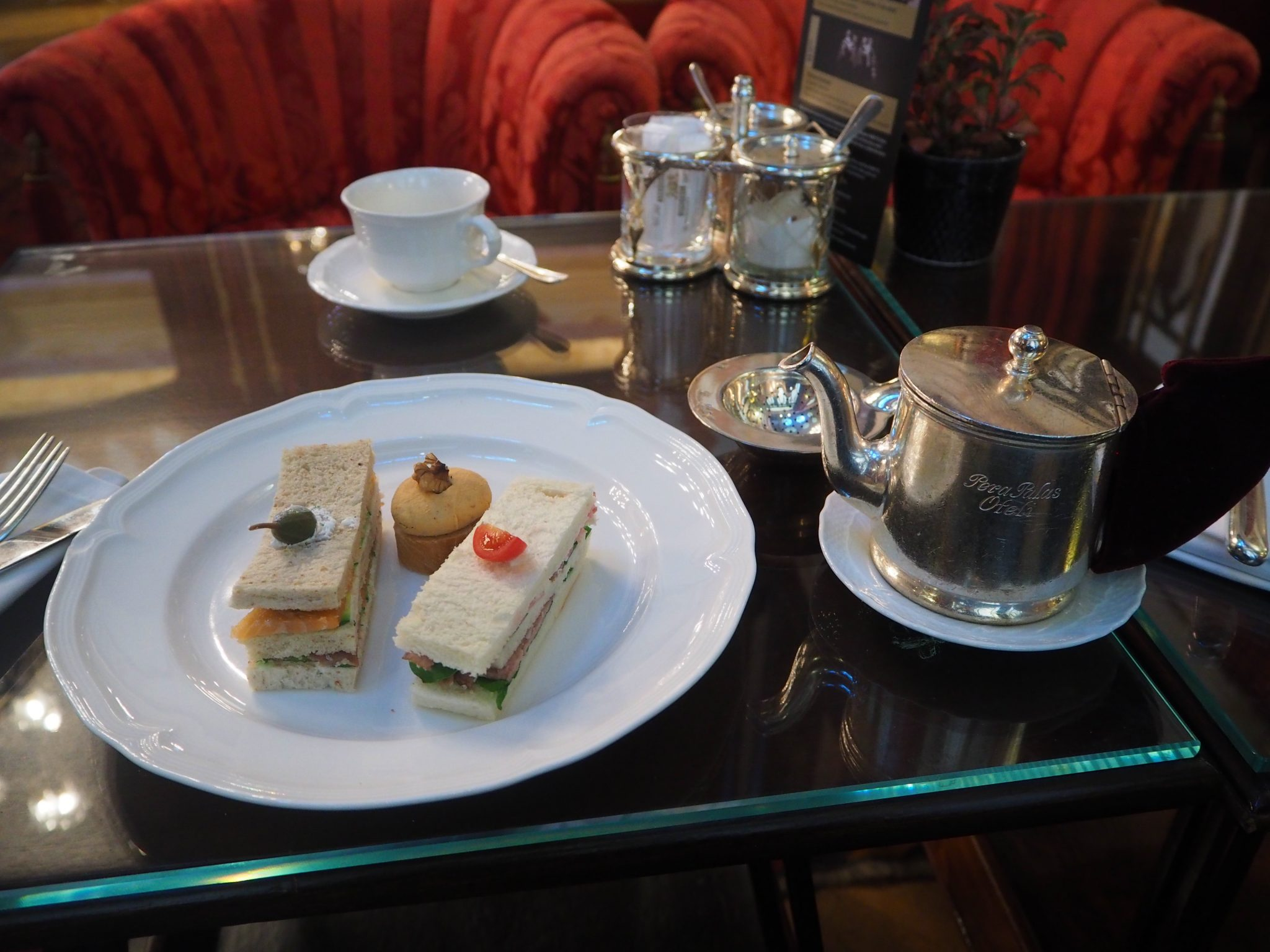 The Afternoon Tea Savouries