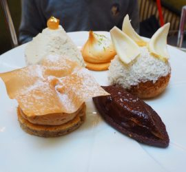 Afternoon Tea at Intercontinental Bordeaux Le Grand Hôtel – Review ★★★★★ (English/Anglais)