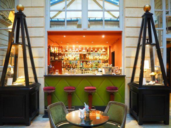 Le Bar l'Orangerie