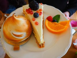 Breakfast & Afternoon Tea at Zuckermonarchie, Hamburg – Review ★★★★★