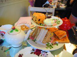 Afternoon Tea at Vinteas Tea Room, Leamington Spa – Review ★★★★★