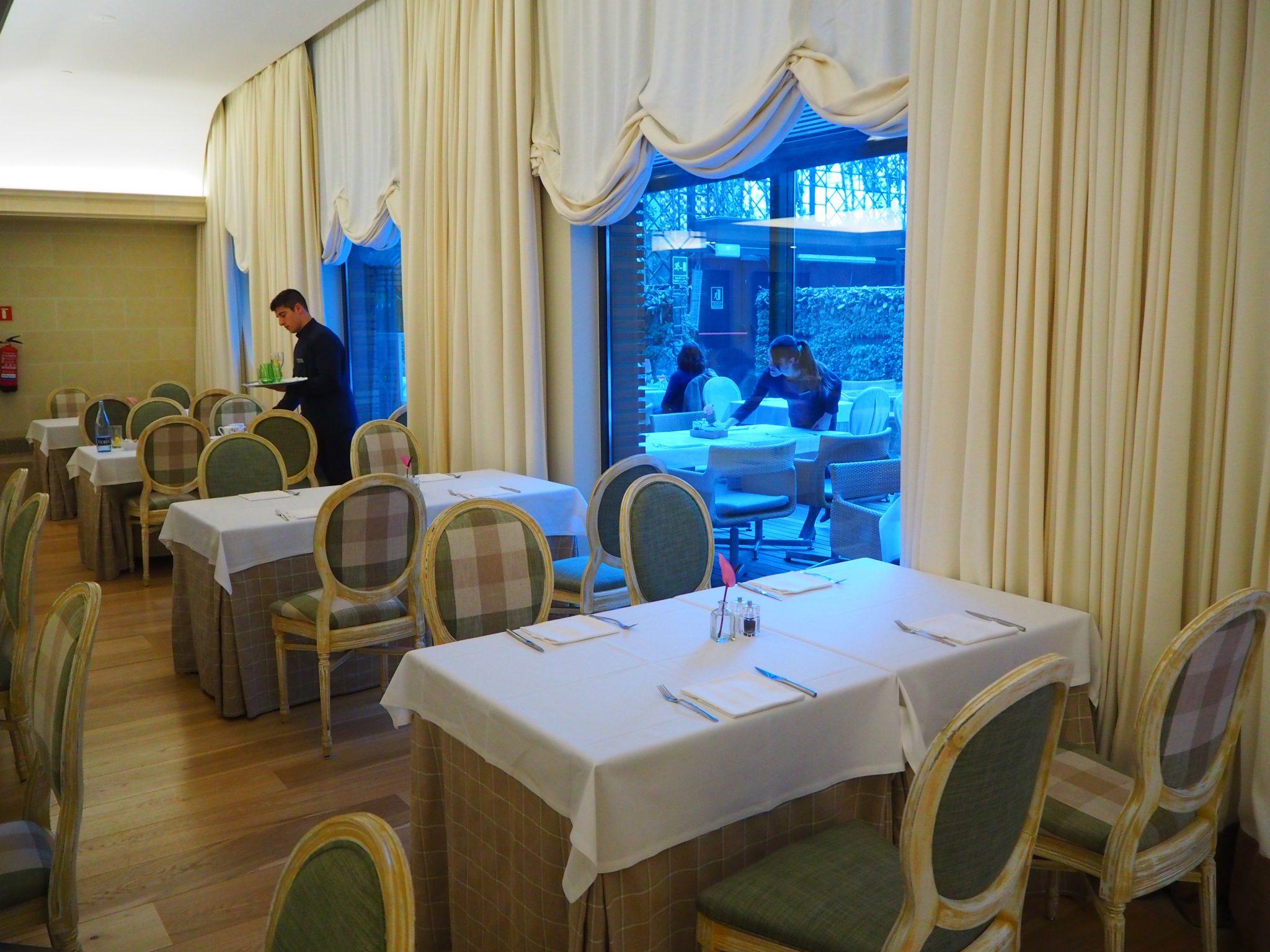 El Restaurante del Majestic