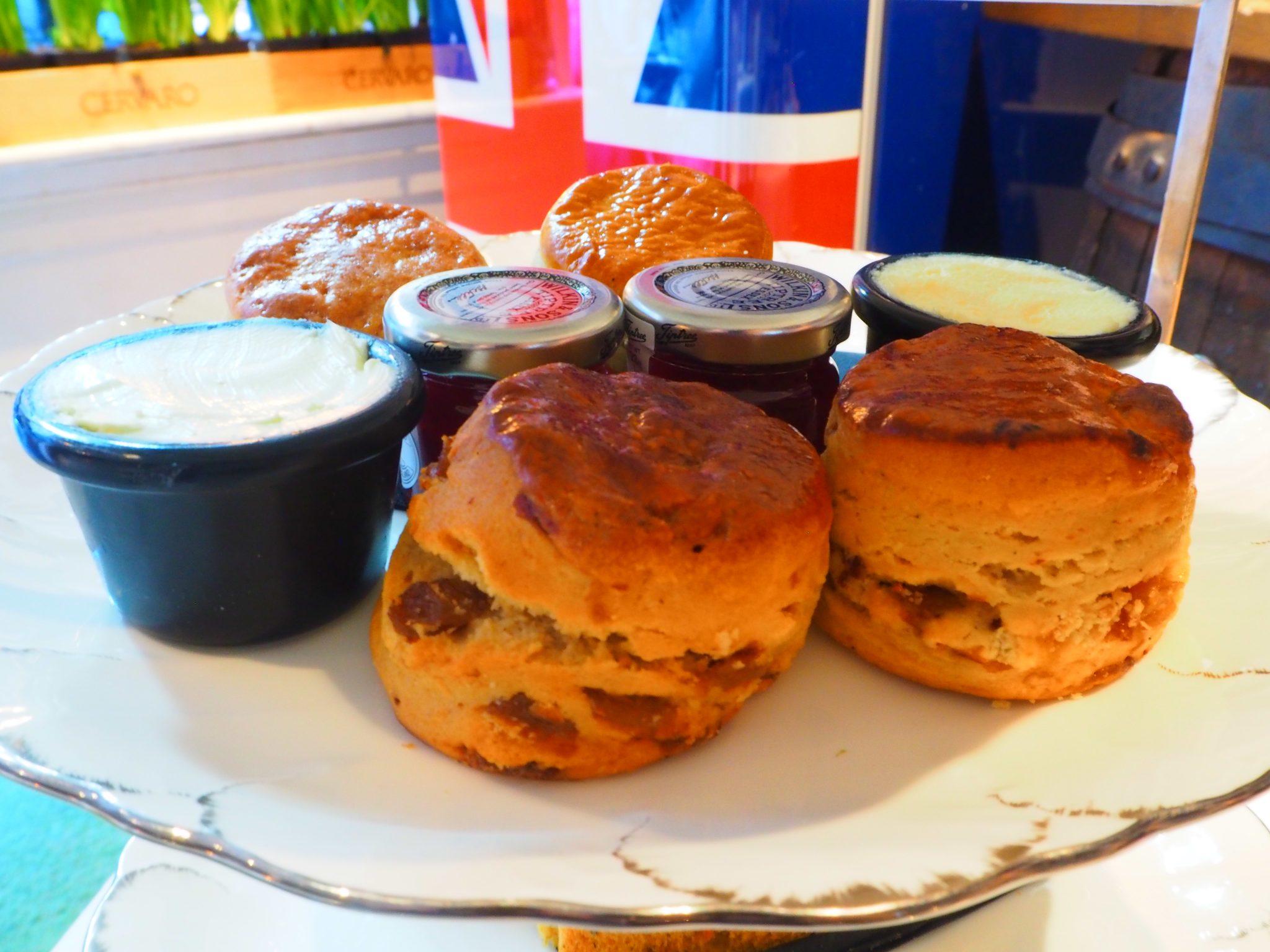 Spring Afternoon Tea Mews of Mayfair Restaurant, London