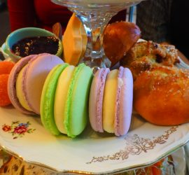 Afternoon Tea at the Bar à Beurre Montréal – Review ★★★★☆ (English/Anglais)