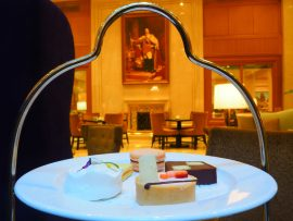Afternoon Tea at The Omni King Edward Hotel, Toronto – Review ★★★★★