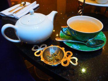 The Jasmine Snow Dragon tea