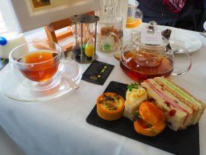 Tea & Savouries