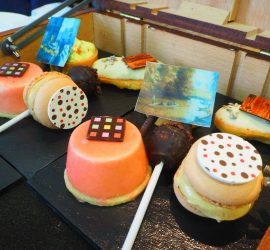ARTea Afternoon Tea at The Lancaster London hotel – Review ★★★★★