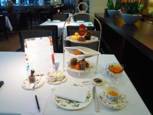 ChocolaTEA Afternoon Tea - Montagu Restaurant