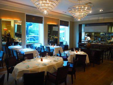 The Montagu restaurant - Hyatt Regency The Churchill London
