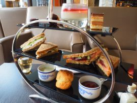 Afternoon Tea at The Reichshof Hamburg Hilton Hotel - Review ★★★★★