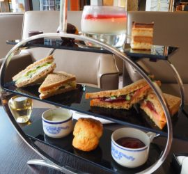 Afternoon Tea at The Reichshof Hamburg Hilton Hotel – Review ★★★★★