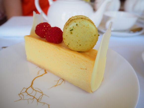 The Cheesecake - The Park Hyatt Hamburg afternoon tea