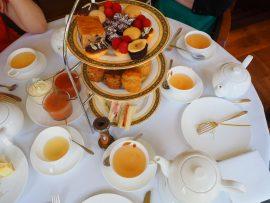Afternoon Tea at The Park Hyatt Hamburg Hotel - Review ★★★★☆