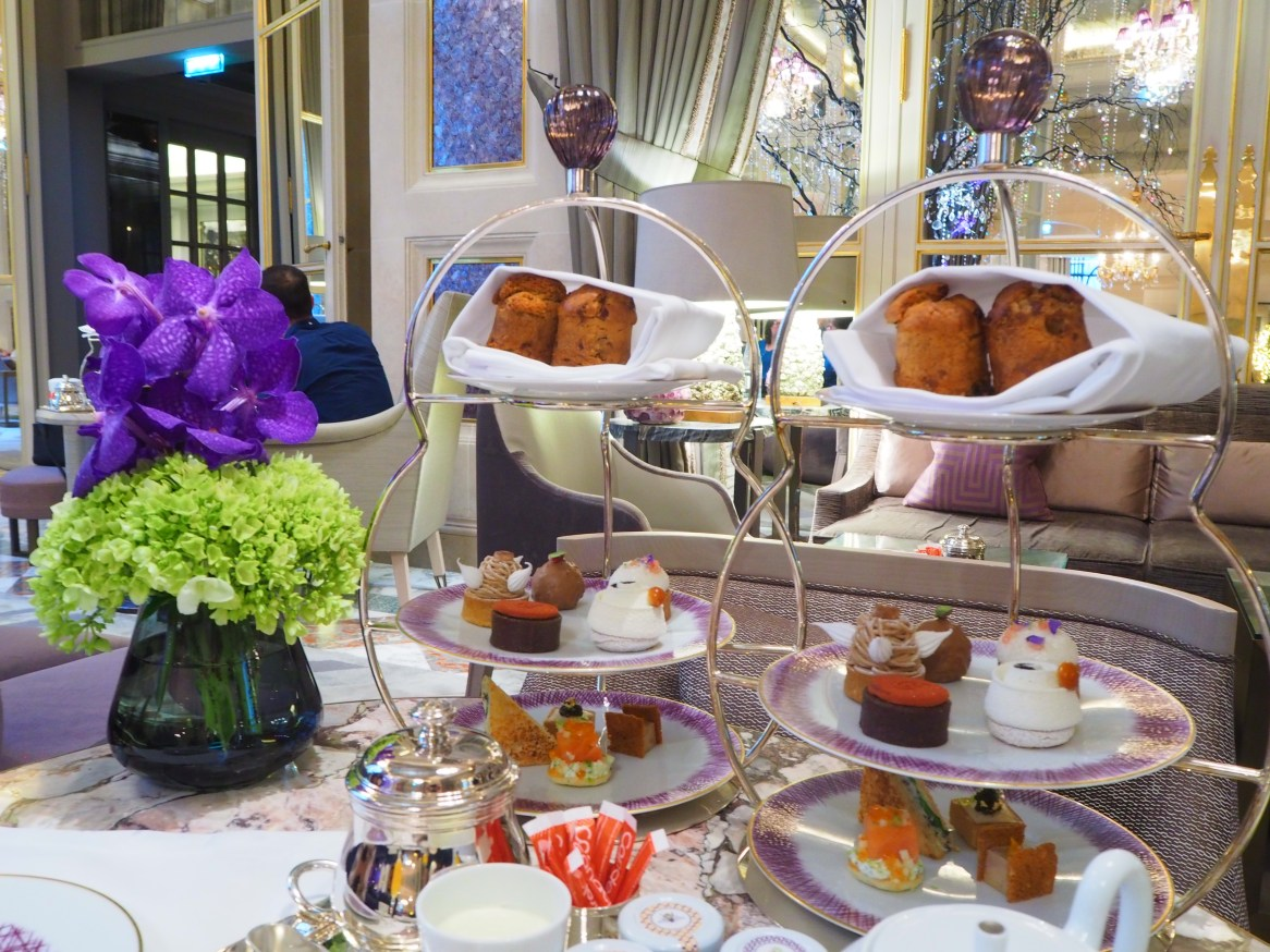 The Crillon Paris Afternoon Tea / Le Goûter des Lords du Crillon Paris
