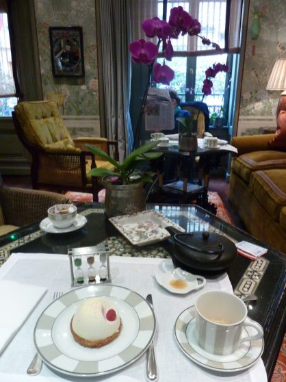 Le Framboisier - Afternoon Tea / Tea Time Hotel Daniel Paris