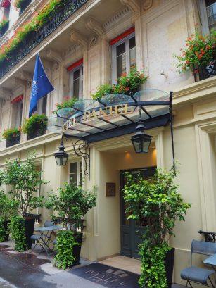 Hotel Daniel Paris - Façade