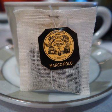 """Tea bag / Thé en sachet """"Mariages Frères"""""""