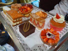 Tea Time de l'Hôtel Daniel Paris – Avis ★★★★★ (French/Français)