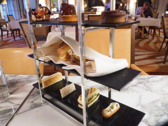 Afternoon Tea / Tea Time - Hôtel Meurice Paris