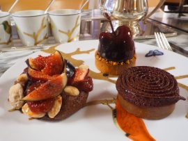 Afternoon Tea at Hotel Le Meurice Paris – Review ★★★★★ (English/Anglais)
