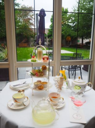 Gin Afternoon Tea / G&Tea at the InterContinental Dublin