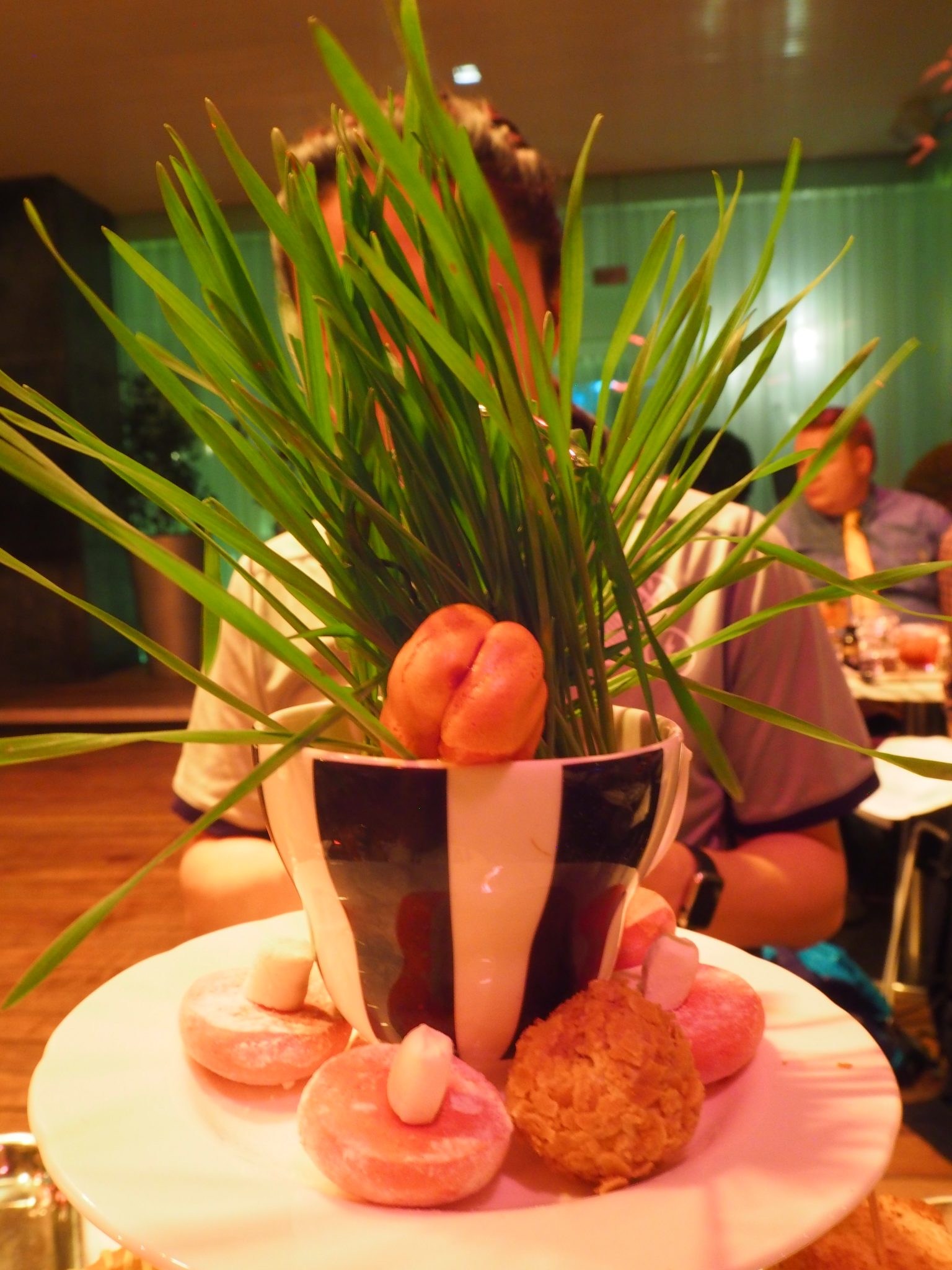 Mad Hatter's Tipsy Evening Tea at the Sanderson London