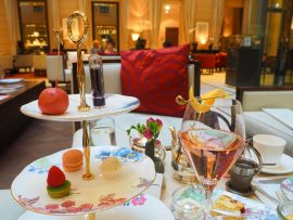 Ladies & Gents Afternoon Tea at Palais Hansen Kempinski Vienna – Review ★★★★★
