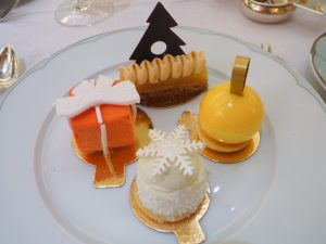 Festive Afternoon Tea at the Dorchester London
