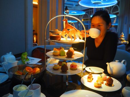 The Connaught London Afternoon Tea