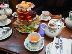 Mr Fogg's Residence London Tipsy Afternoon Tea