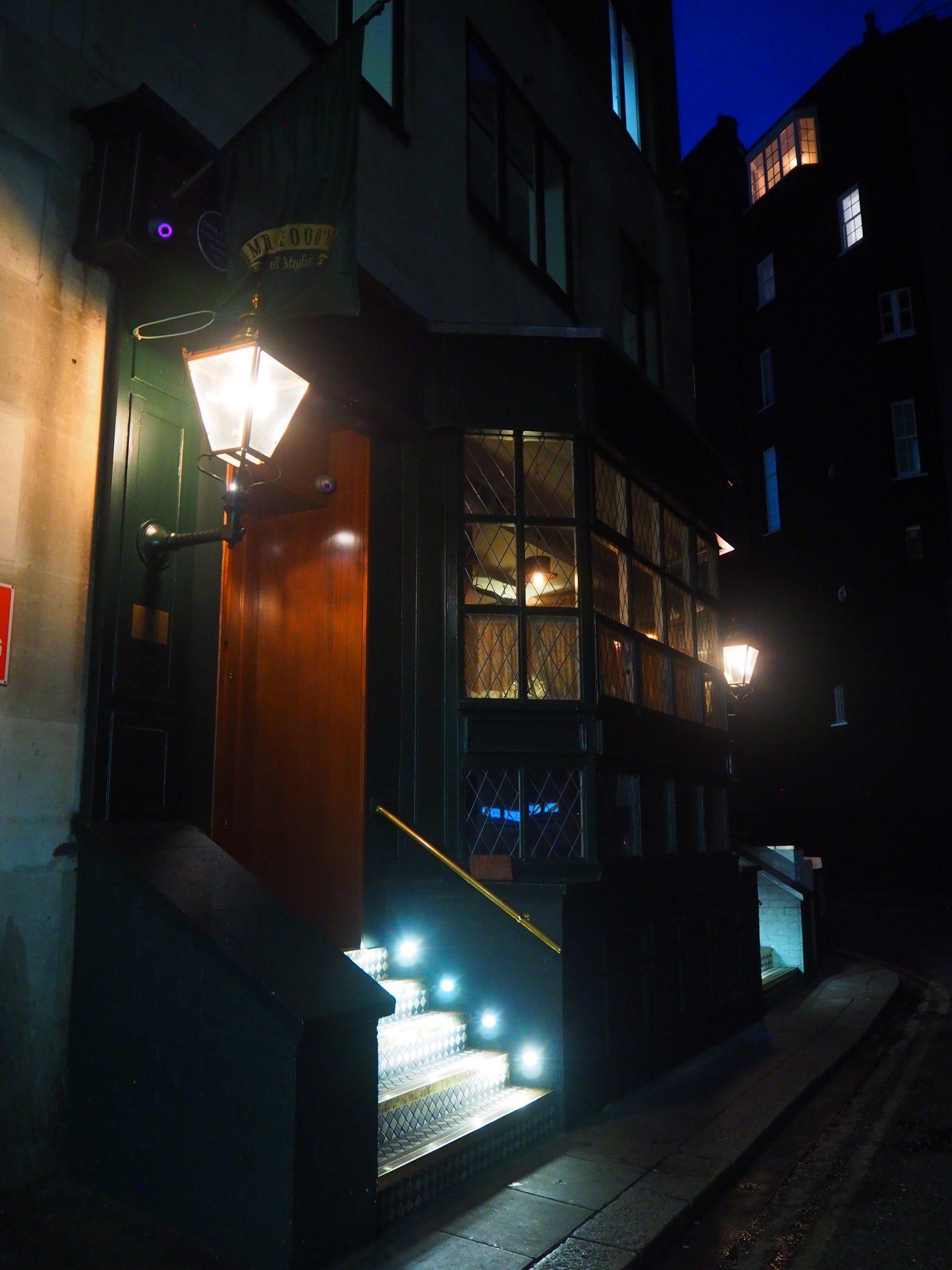 Mr Fogg's Residence London