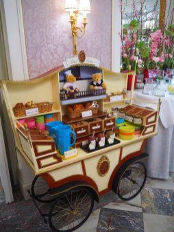 Breakfast Buffet at Hotel Sacher Vienna