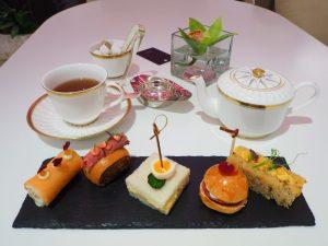 The Four Seasons at Ten Trinity Square LondonAfternoon Tea