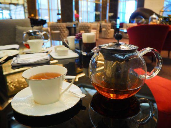 Raffles Istanbul Afternoon Tea