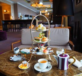 Afternoon Tea at the Ritz-Carlton Istanbul – Review ★★★★☆