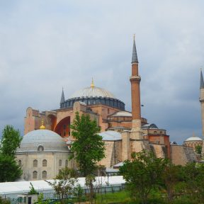 View from the Four Seasons Istanbul at Sultanahmet