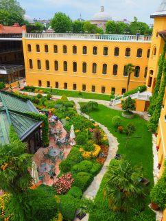The Seasons Restaurant Terrace