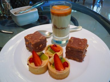 The Traditional Afternoon Tea Cakes & Sweets