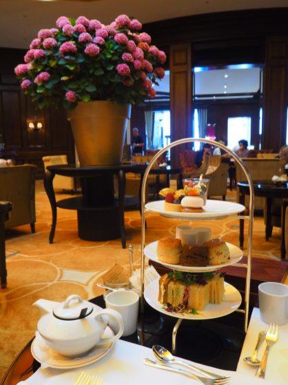 Afternoon Tea / High Tea Hotel Vier Jahreszeiten Kempinski Munich