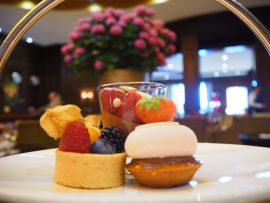 Afternoon Tea at the Hotel Vier Jahreszeiten Kempinski Munich – Review ★★★★★