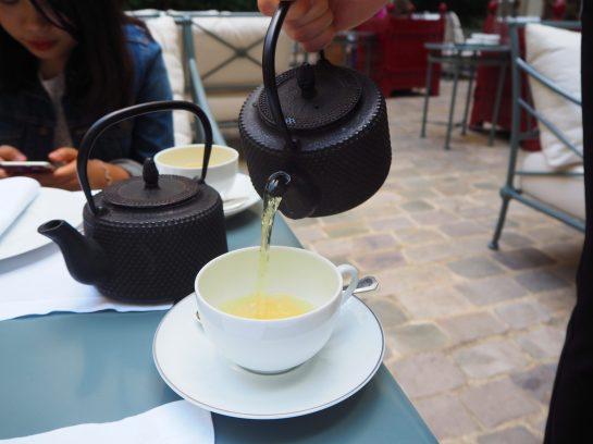 "Thé / Tea ""Yunnan Vert"""