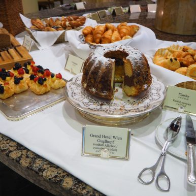 The Gugelhupf & Pastries