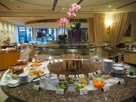 Sunday Brunch Buffet at the Grand Hotel Vienna – Review ★★★☆☆