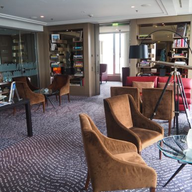 The Library Lounge