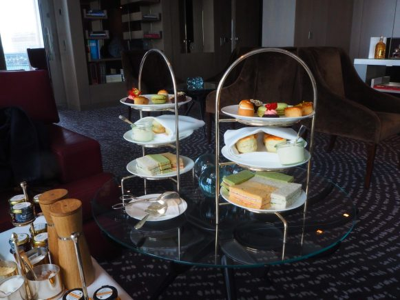 The Waldorf Astoria Berlin Afternoon Tea