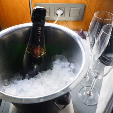 Hotel Albrecht Bratislava - Sparking Wine