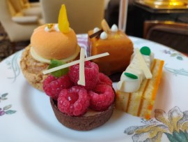 Afternoon Tea at the Fairmont Savoy London - Review ★★★★☆